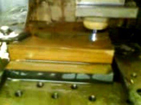 Wire Electro Erosion machine process