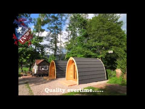 camping pods 2015