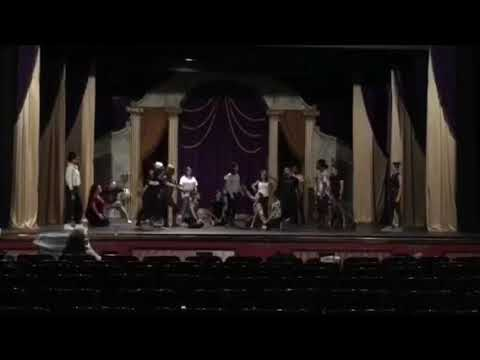 Teaser of Dance of the Robe from AIDA