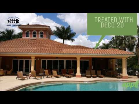 Deco Products keep mold away - Clean Air Naples, Florida