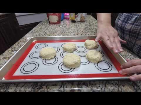 Paleo biscuits and gravy
