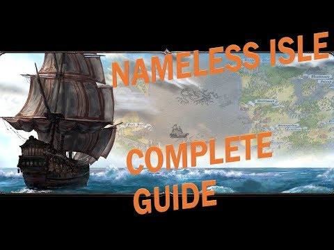 Divinity: Original Sin 2 - Nameless Isle complete Guide (Third map guide) (act 3 guide)