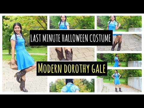 MODERN DOROTHY GALE INSPIRED VIDEO