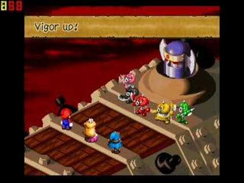 Super Mario RPG - Axem Ranger Battle - PakVim net HD Vdieos Portal