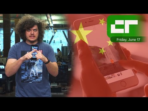 Apple ordered to Stop Selling iPhone in China | Crunch Report