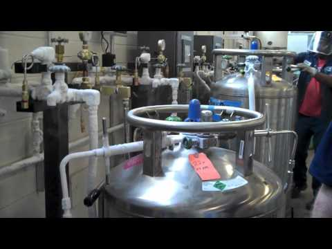 LiquiFill - Automated Low Loss Cryogenic Liquid Filling 2010