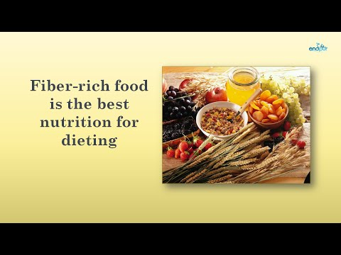 Fiber Rich Foods is the Best Nutrition for Dieting  |  High fibre Foods