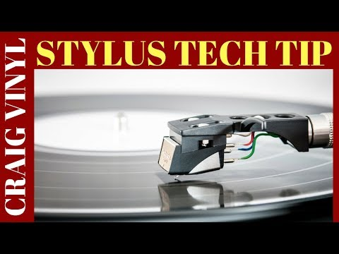 MAGIC for your Turntable - Stylus Tech Tip