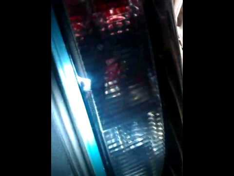 How to change a bulb rear light corsa c