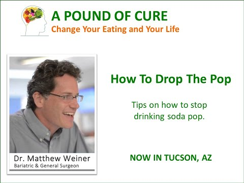 How To Drop The Pop - Tips on how to stop drinking soda pop