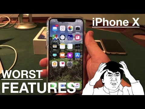 iPhone X: Worst 5 Features that Need Fixing!