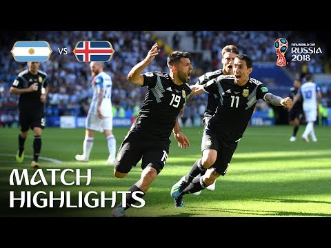 Xxx Mp4 Argentina V Iceland 2018 FIFA World Cup Russia™ MATCH 7 3gp Sex