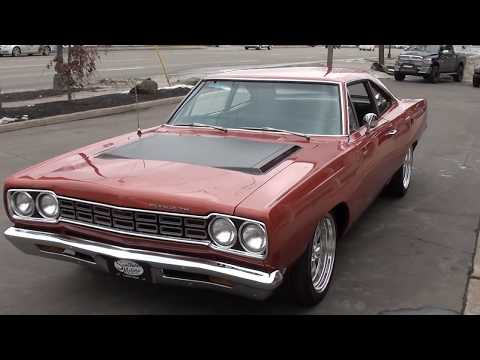 1968 Plymouth Road Runner $38,900.00