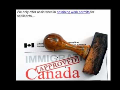 Canada Immigration Visa Securing a Job in Canada