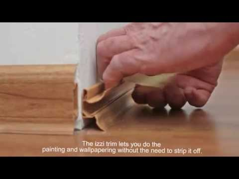 SKIRTING BOARDS  MAGNUM  INSTALLATION