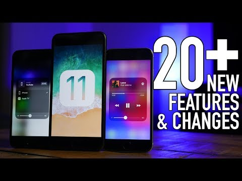 Top 20+ Best iOS 11 Beta 2 Features & Changes!