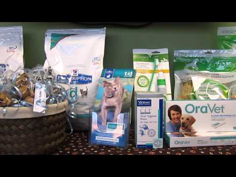 Dental Health Products for Dogs and Cats