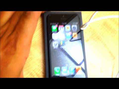 How To Set Up iPhone 5 Password