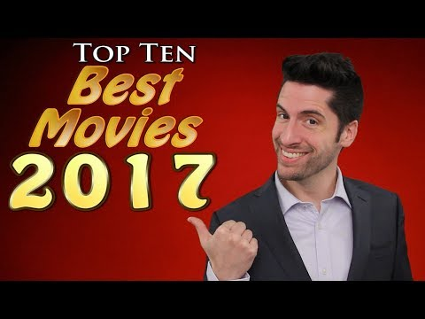 Top 10 BEST Movies 2017