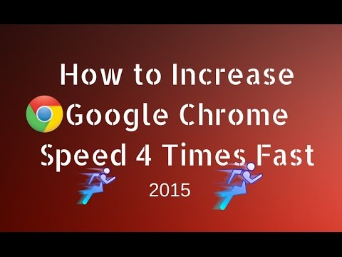 How to Make Google Chrome FASTER than Before [Updated 2015] HD