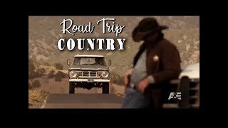 Top 100 Classic Country Road Trip Songs - Greatest Old Country Music Hits Collection