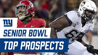 Senior Bowl Preview: Breaking Down Top Prospects | New York Giants