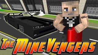 Minecraft MineVengers - FAST AND FURIOUS!!