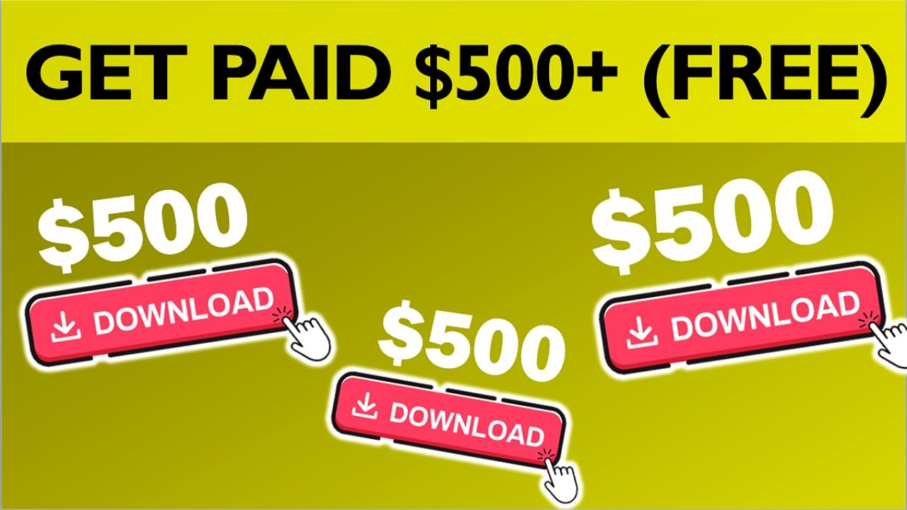 Get Paid $500+ With FREE B0Ts & Apps (No Credit Card Needed) Make Money Online   Branson Tay