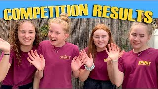 SINGING COMPETITION RESULTS - Adrian Mole the Musical & Spirit Young Performers Company