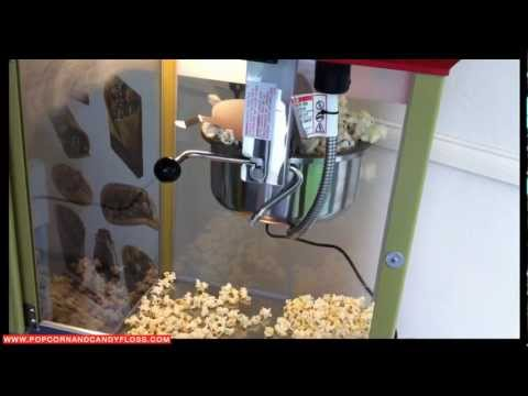 Making Popcorn For Profit - From A1 Equipment