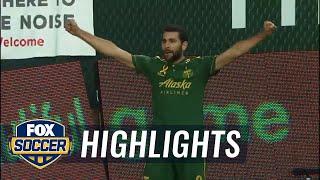 Portland Timbers vs. Orlando City SC | 2017 MLS Highlights