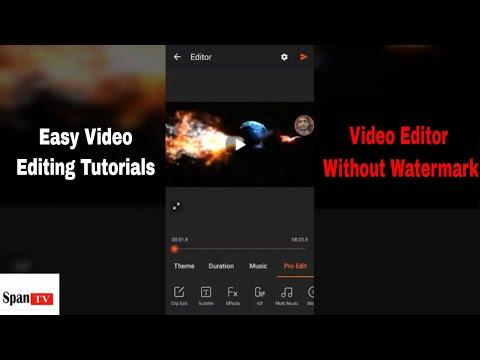 মোবাইল দিয়ে Youtube এর জন্য Video Editing করে নিন | Videoshow | How to Edit Videos on mobile