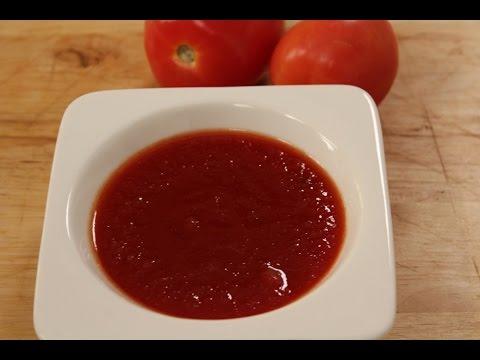 Tomato Ketchup | Sanjeev Kapoor Khazana