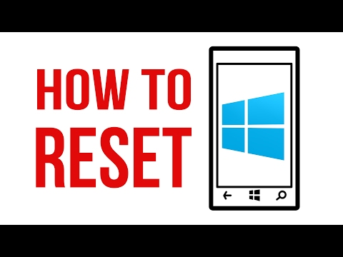 How to Reset Windows 10 Mobile Devices Part 1