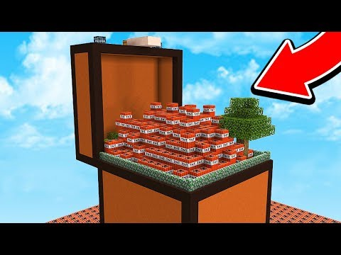 HOW MUCH TNT DOES IT TAKE TO BLOW UP THIS CHEST?!