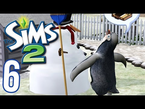 The Sims 2 | Collins Family | PT 6 | A Strange Collins Christmas