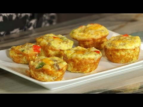 Breakfast cups: Feed your kids on the way to school - Cooking with Nancy Grace