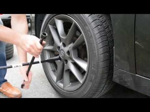 How to rotate your tires - it's easy!!