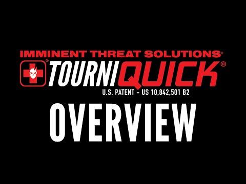 Say Hello to the TourniQuick™ Rapid Tourniquet Deployment Pouch
