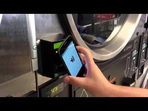 Liberty Laundry - Google Wallet Demo