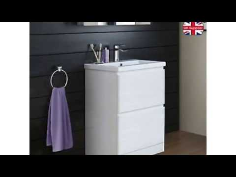 Bathroom Vanity Unit with Drawers