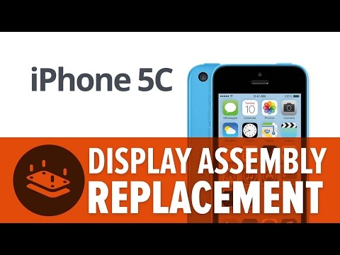 How To: Replace the Display on your iPhone 5c