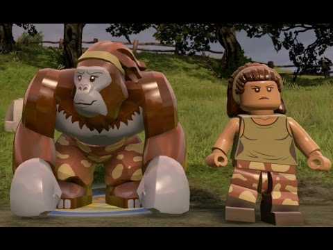 LEGO Marvel's Avengers - Gorilla Girl Unlock Location + Free Roam (Character Showcase)