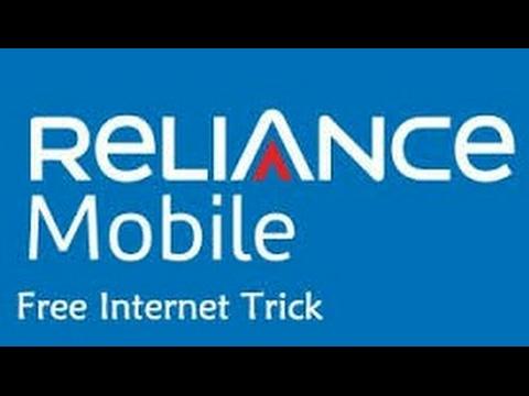 Reliance Free Internet Trick (2G/3G/4G Speed)