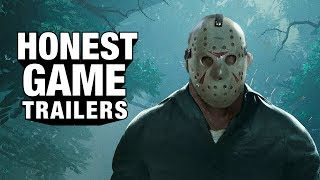 friday the 13th honest game trailers