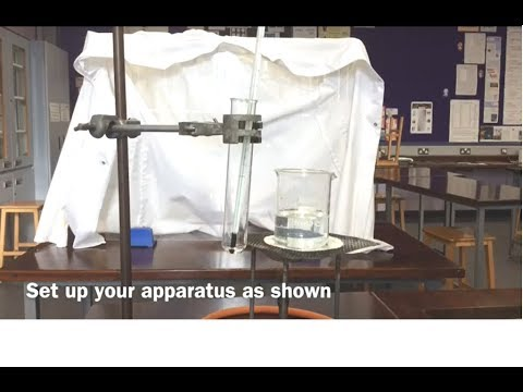 Experiment: Determining the Solubility of a Solid (Potassium Chlorate)