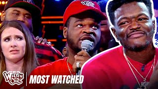 Top 5 Most-Watched April Videos ft. King Harris, Spoken Reasons, & More   Wild 'N Out