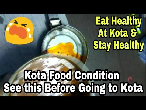 Food In Kota   Very Bad Experience   Kota students life issue   Watch this video before going Kota
