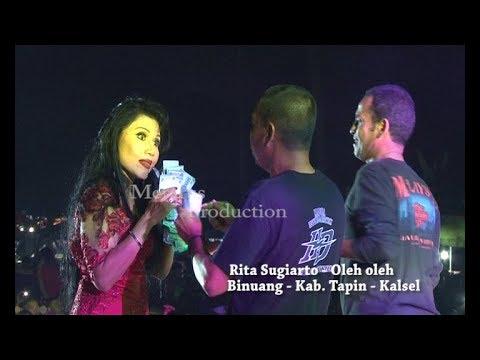 VIRAL !!! RITA SUGIARTO DAPAT OLEH-OLEH SAWERAN - PakVim net