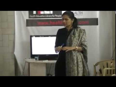 Emotional Intelligence By Ms. Kalyani Kamble on Health HELP Talks Video
